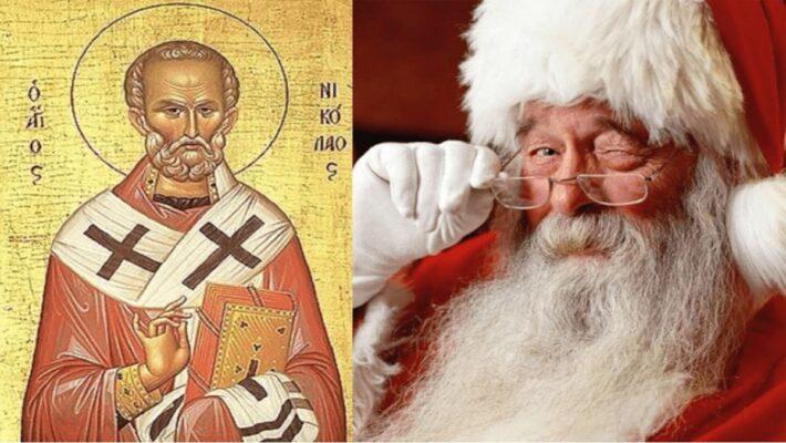 Bắt nguồn của ông già Noel và truyền thống socola trong ngày lễ Thánh Nicholas