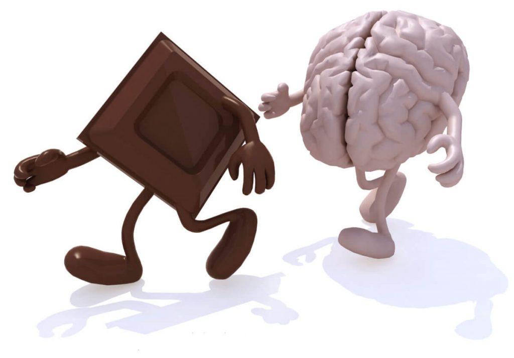 Mối tương quan giữa socola và trí thông minh