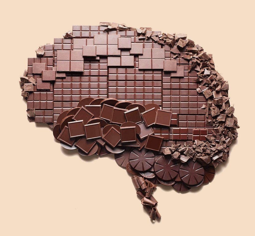 Chất flavonoid có trong socola hỗ trợ trí nhớ