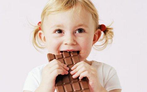 Sự thật thú vị về lợi ích của socola đen đối với trẻ em