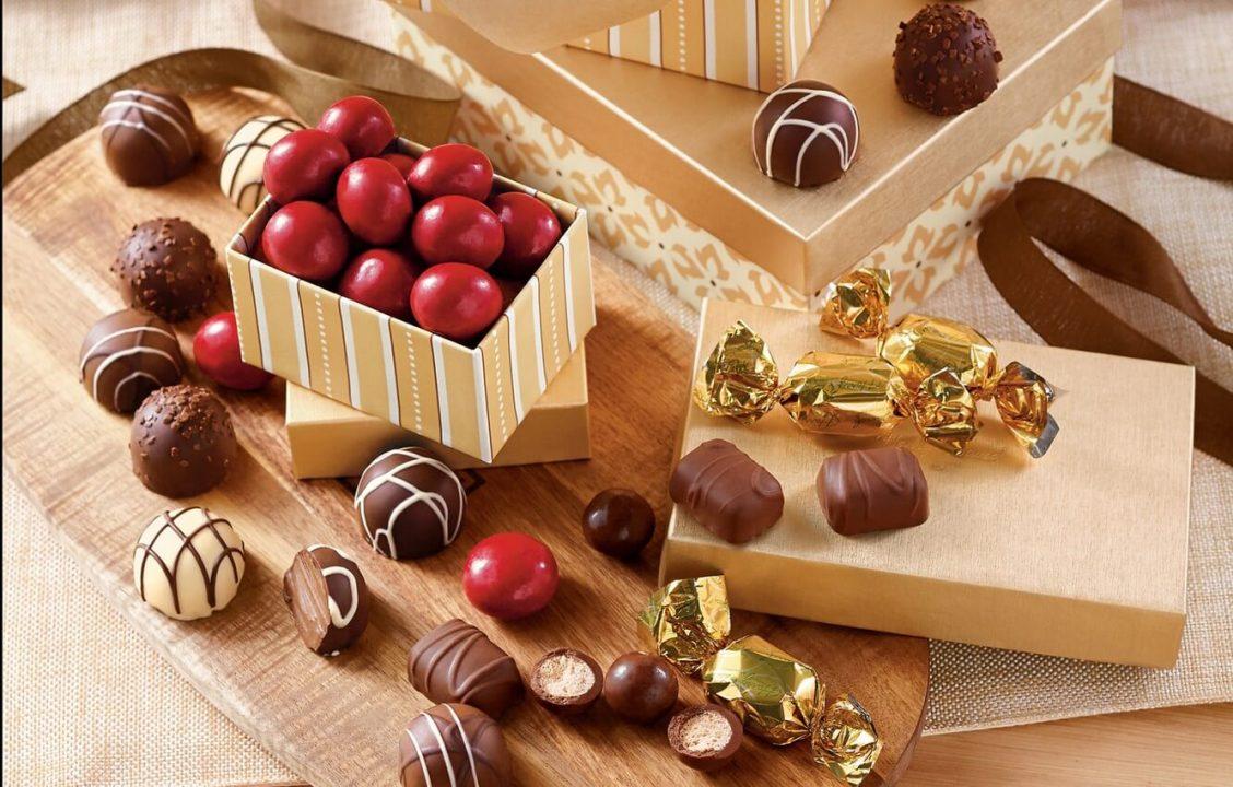 Tại sao nên chọn socola làm món quà hoàn hảo