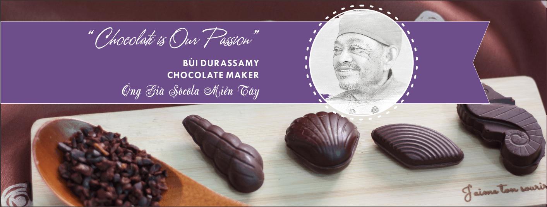 Ông già Kimmy Chocolate