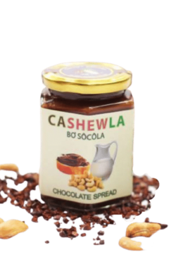 Socola - Bơ socola cashewla Kimmy's Chocolate Việt Nam hũ 300g KMP05