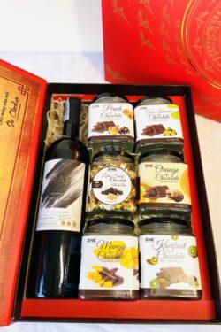 ZingSweets - Hộp quà Tết 2021 Tết Việt I She Chocolate Việt Nam SHB03