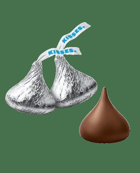 Socola - Kẹo Socola Hershey's Kisses Gói 340g Của Mỹ HSB14