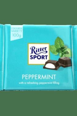 Socola - Socola bạc hà Ritter Sport thanh 100g RSB01