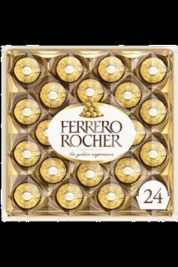 Socola - Socola Ferrero Rocher hộp 24 viên 300gr FRBO9