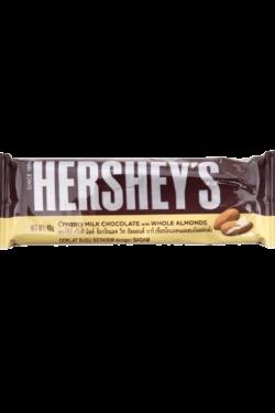Socola kem sữa hạnh nhân Hershey's gói 40g HSB02