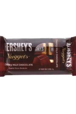 Socola - Socola kem sữa Hershey's Nuggets gói 56g HSB05