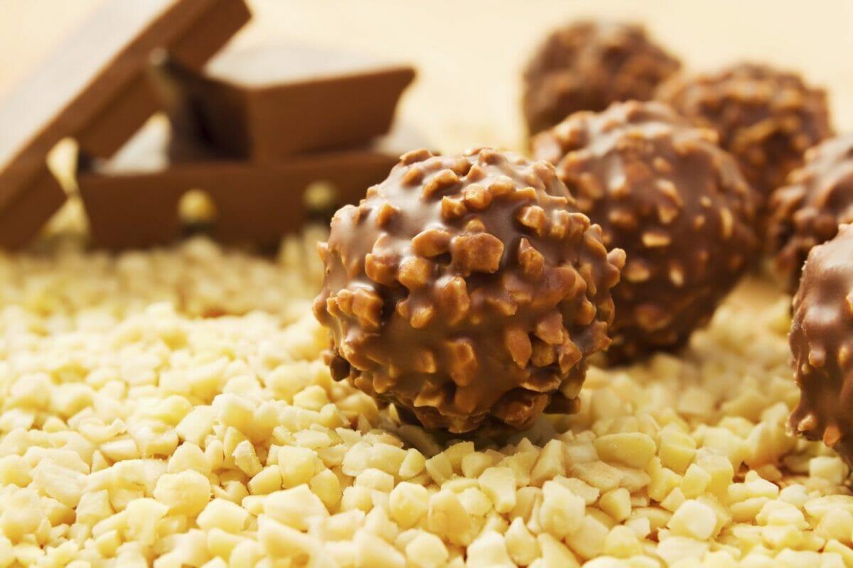 ZingSweets - Socola Ferrero Rocher