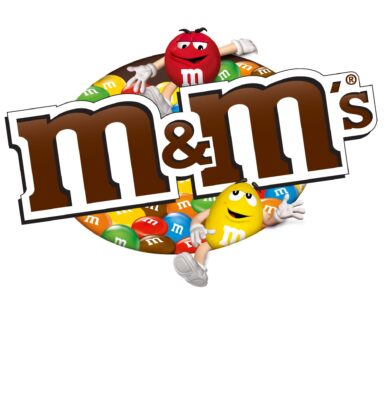 ZingSweets Chocolate - Logo M&M's
