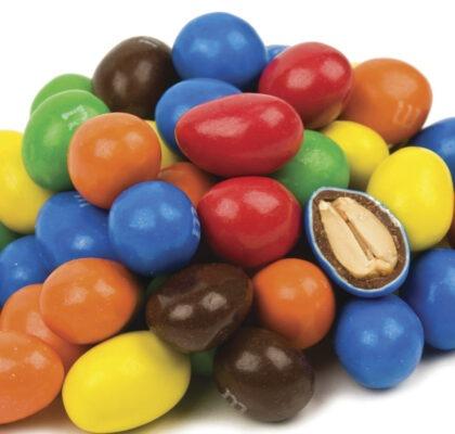 Những viên kẹo socola đầy màu sắc hương vị thơm ngon