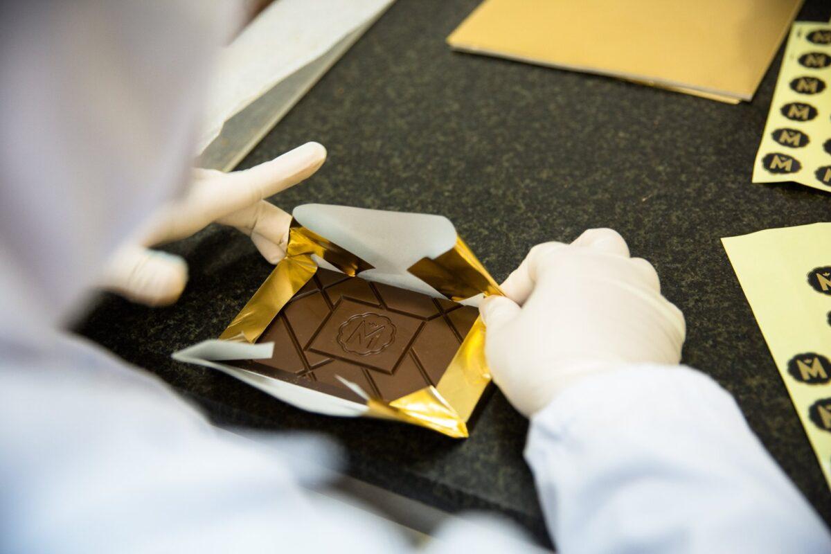 ZingSweets Maison Marou Chocolate Sài Gòn