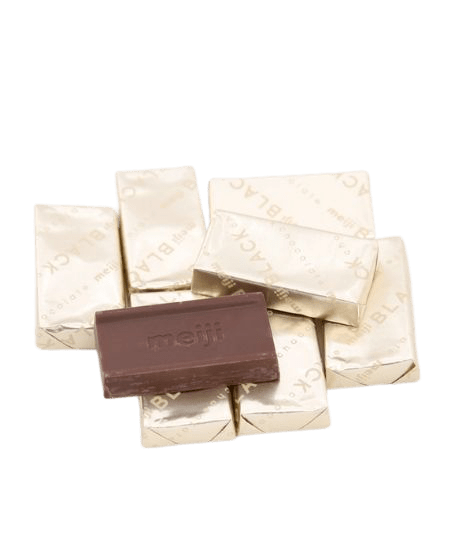 ZingSweets - Socola đen Meiji hộp 120g MJB03