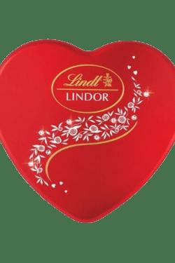 ZingSweets - Socola Lindt Lindor trái tim – Lindt Lindor Heart 96g LLB14