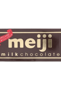 ZingSweets - Socola sữa Meiji thanh 50g MJB05