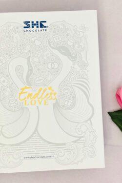 ZingSweets Chocolate - Hộp quà Valentine 2021 Endless love She Chocolate Việt Nam SHV05