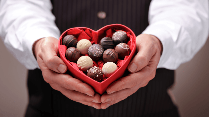 Socola Valentine - ngọt ngào như chính tên gọi