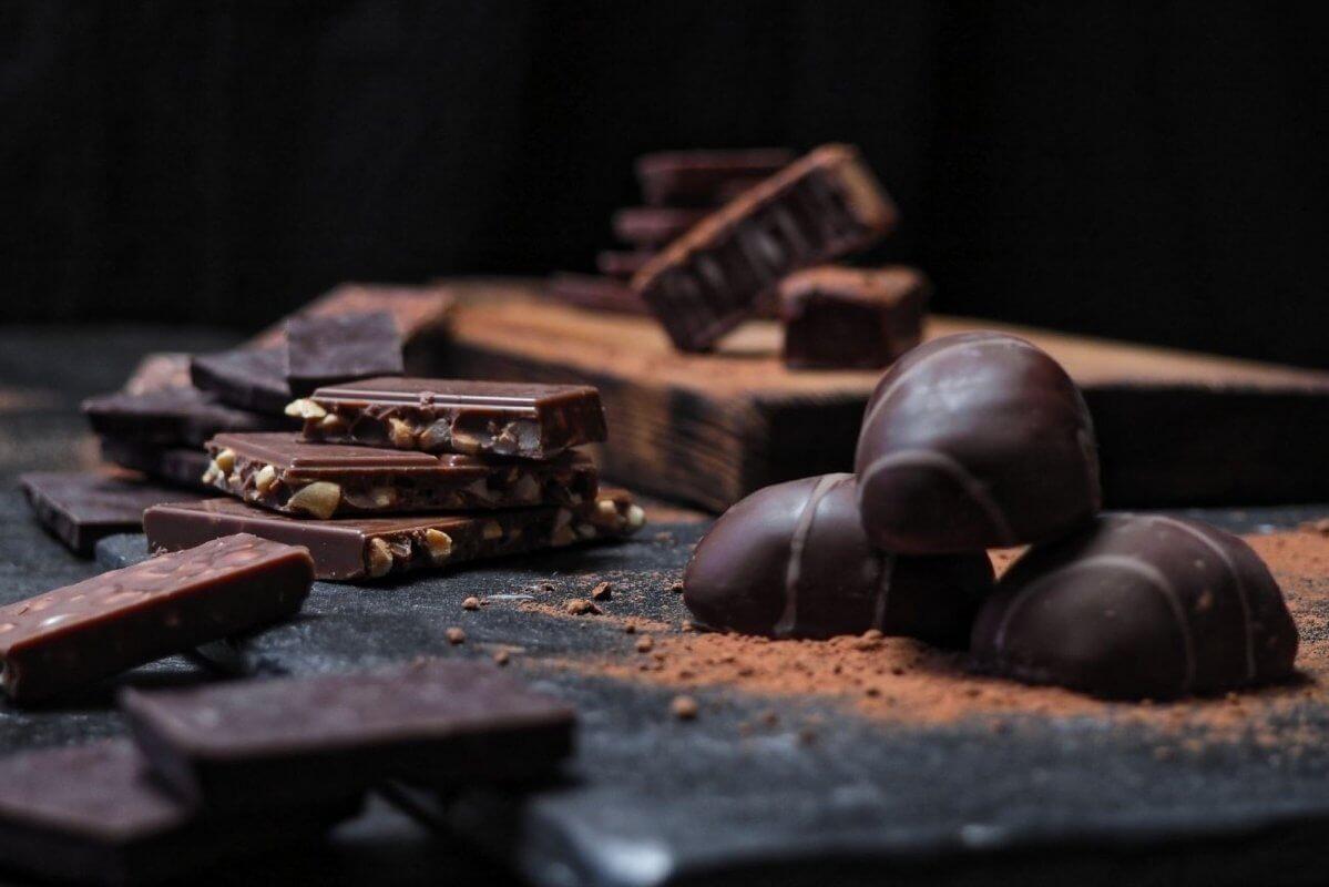 Những thanh socola tuyệt vời được tạo nên bởi 100% Việt Nạm.