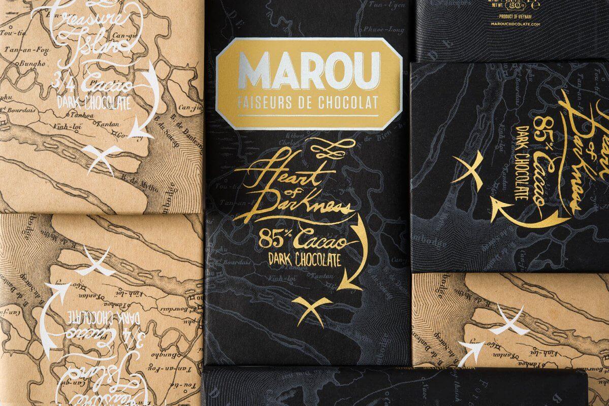 Thương hiệu Marou Faiseurs de Chocolat